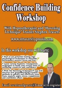 Confidence hypnotherapy hypnosis dublin